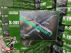 BOBCAT 48006 1:48 Scale IL-28T Soviet Jet Bomber Model Kit