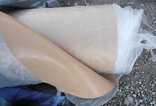 """1/8"""" Pure Gum Rubber- Commercial Grade- 40A- 36"""" wide- per linear foot (3 sqft)"""