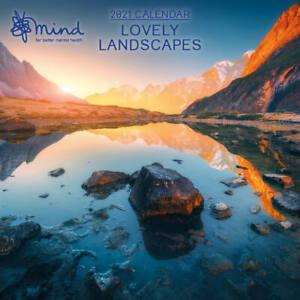 Lovely Landscapes- Mind Charity Calendar 2021