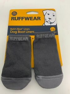 """Ruffwear Bark'nBoot Liners Dog Boot Liners Size 2.0/2..25"""" 51/57mm New With Tags"""