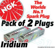 2x NEW NGK Laser Iridium SPARK PLUGS - Part No. IFR5T11 Stock No. 4996 2pk