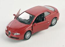 BLITZ VERSAND Alfa Romeo GT rot / red 1:34-39 Welly Modell Auto NEU & OVP