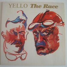 """YELLO """"The race"""" (Vinyl 45t/SP) 1988"""