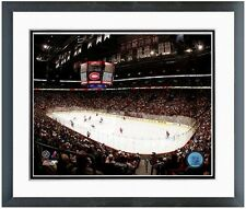 "Montreal Canadiens Bell Centre Photo 12.5"" x 15.5"" Framed"