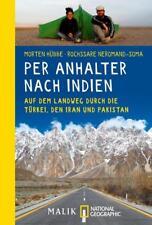Per Anhalter nach Indien, Morten Hübbe