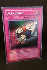 Yu-Gi-Oh Card Dark Bribe Super Rare GX04-EN002