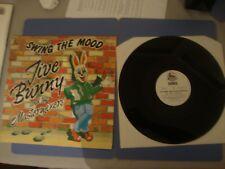 "Jive Bunny Swing The Mood 12"" Single Record GOOD Condition"