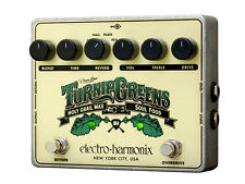 Electro-Harmonix Turnip Greens Multi-Effects pedal Soul Food OD / Holy Grail Max