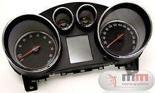 Opel Zafira Tourer C Kombiinstrument Tacho 13460584 Entheiratet BENZINER