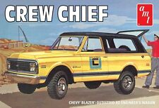 AMT [AMT] 1:25 1972 Chevy Blazer Crew Chief Model Kit AMT897
