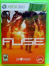XBox 360 Video Game - FUSE (New)