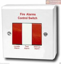 AICO Ei1529RC Test Hush Locate  Smoke Heat Fire Alarm Remote Control Switch 2026