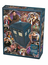Doctor Who The Doctors Jigsaw Puzzle, 1000 Pieces