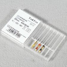 3 pcs/1 pack Dental Endodontic Reciprocating Niti To&Fro Files 25mm #20 #25 #40