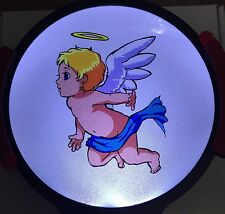 Angel Light Up Decal Powerdecal Backlit LED Motion Sensing Auto Decal