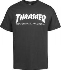 THRASHER Skatemag T-Shirt Black XL