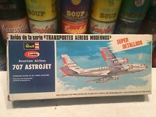 Revell 1:100 Boeing 707 Astrojet - Box Only - No Model Included