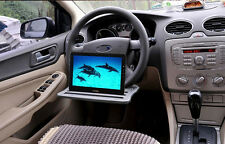 Car iPad Support Stand Dining table Clip Steering wheel Tray Drink Holder