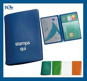 Porta Documenti Carte di Credito Patente Gadget Personalizzati Promozionali 3