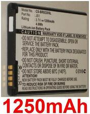 Batterie 1250mAh Pour BLACKBERRY Curve 9220 9230 Curve 9310 9315 9320 JS1