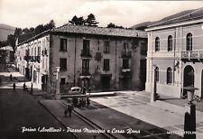 # FORINO: PIAZZA MUNICIPIO E CORSO ROMA