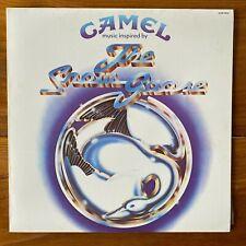 Camel – The Snow Goose – NM Progressive Rock Vinyl LP-Peter Bardens-Japan-Insert