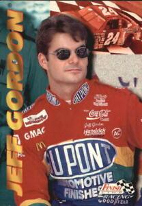 1996 Finish Line Auto Racing Card #s 1-100 (A7666) - You Pick - 10+ FREE SHIP