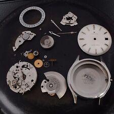 Hamilton 836 17 Jewel Self Winding Watch Movement Dial Case Parts Repairs