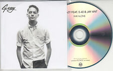 G-EAZY ft E-40 & JAY ANT Far Alone 2014 UK 1-track promo test CD