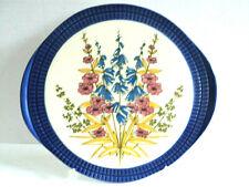 Schöne alte Kuchenplatte-Tortenplatte Servierplatten von Herbolzheim 191-30 P
