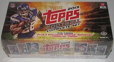 2013 TOPPS FOOTBALL CARD COMPLETE HOBBY FACTORY SET SEALED (5) ORANGE PARALLELS