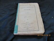 Antique -The North American Review-July 1834-Maria Edgeworth-1800s-1830s-Vintage