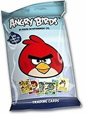60 Packs x NEW Angry Birds Trading Cards Party Lucky Loot Toys Bag Pinata