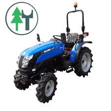 Traktor Kleintraktor Schlepper SOLIS 26 26 PS mit Allrad und fertigem KFZ Brief
