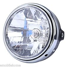 12V Motorcycle Round Modified Headlight Assembly for Honda Bumblebee CB400/900