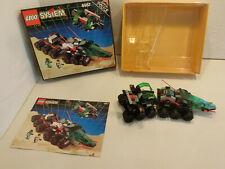 (Go) LEGO 6957 Solar Snooper With Boxed & Ba 100% Complete Inlay Top Condition