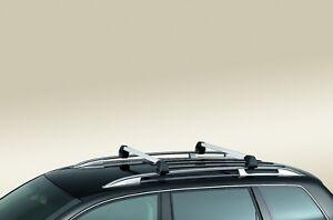 VW Volkswagen OEM Accessory Roof Rack Cross Bars 07-10 Touareg 7L0-071-151-666