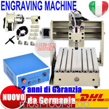 4 ASSI CNC Fresatrice di ingegneria Macchina per incidere CNC 3020T ROUTER 300W