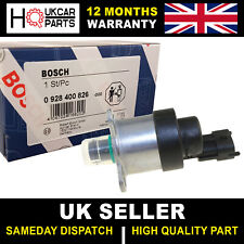 BOSCH FUEL PUMP SUCTION CONTROL VALVE For CITROEN PEUGEOT FIAT IVECO 0928400826