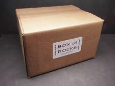 Box of Rocks ALL Natural Crystals Minerals Specimens Gemstones 5 Lbs