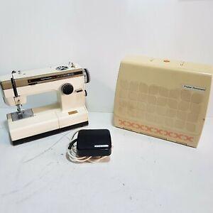 Frister + Rossman Cub 7 Multi Stitch Sewing Programme Machine Zig Zag