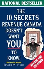 The 10 Secrets Revenue Canada Doesnt Want You to