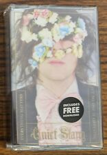 Quiet Slang (Beach Slang) EVERYTHING MATTERS +MP3s New Sealed Gold Cassette Tape
