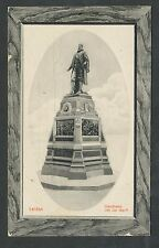 Leiden  Standbeeld van der Werff