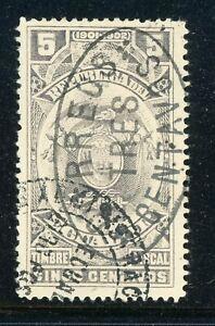 ECUADOR Used Selections: BERTOSSA #149 3c/5c Gray $$$