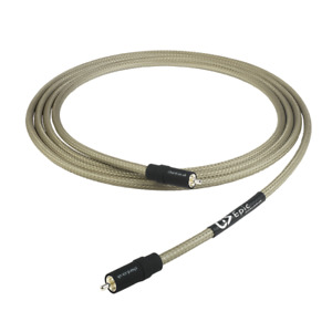 Chord Epic Analogue subwoofer cable RCA to RCA  (5m). Worldwide shipping.