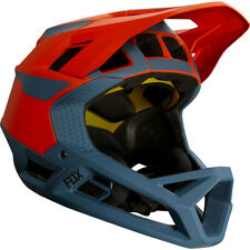 NEW Fox Racing Proframe MIPS Downhill MTB Bicycle Helmet Blood Orange XLarge