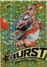 2018 Footy Stars Starburst Caricature YELLOW (SBY61) Lance FRANKLIN Sydney