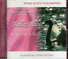 TCHAIKOVSKY P. I. -  BALLET MUSIC, BALLET SUITES, SLEEPING BEAUTY...