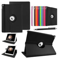 360° Rotating Smart Leather Case Cover Stand For Apple iPad 2 3 4 / iPad Pro 9.7